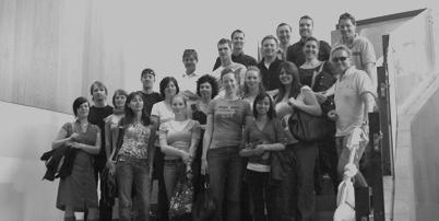 Office trip 2007 thumb bw2