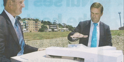 Feb 4 2009  boost for iconic burnie project   the advocate image thumb2